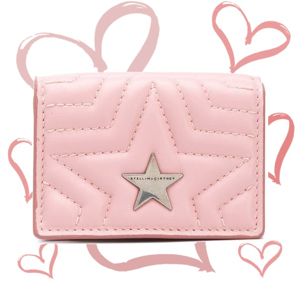 Stella McCartney Кошелёк Stella Star flap wallet