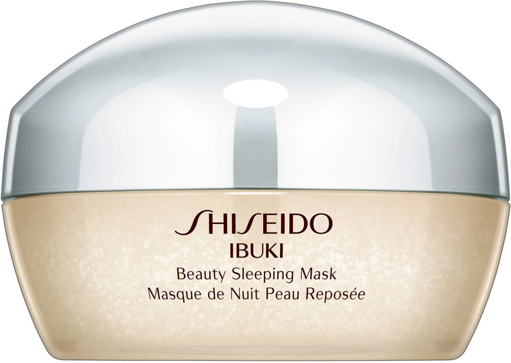Shiseido Ibuki Beauty Sleeping Mask Nochnaya smena Mainstyles