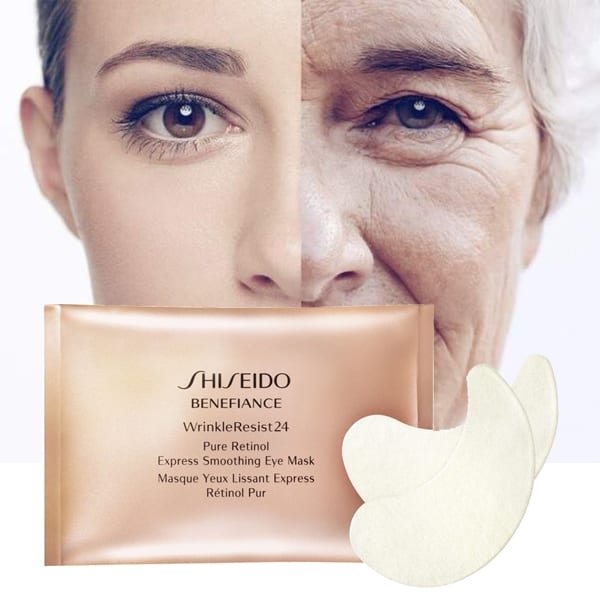 Benefiance WrinkleResist24 от Shiseido