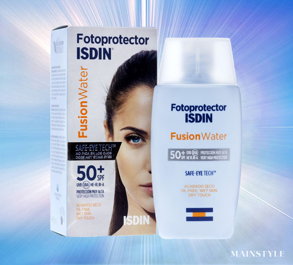 Fotoprotector Isdin Fusion Water Isdin