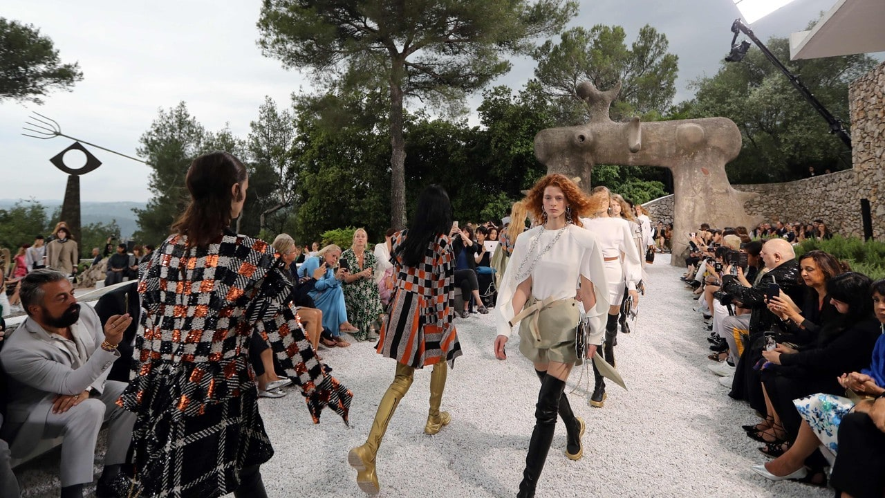 Louis Vuitton RESORT 2019 / Louis Vuitton круиз 2019