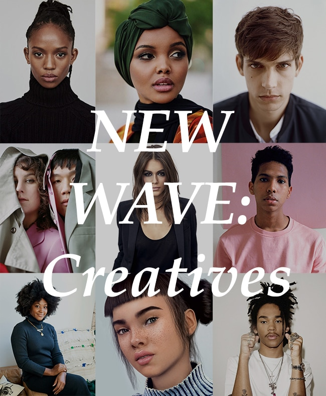 The Fashion Awards – 2018 / NEW WAVE: Creatives
