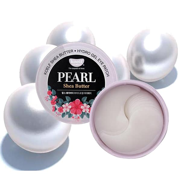 Pearl & Shea butter hydrogel eye patch от KOELF