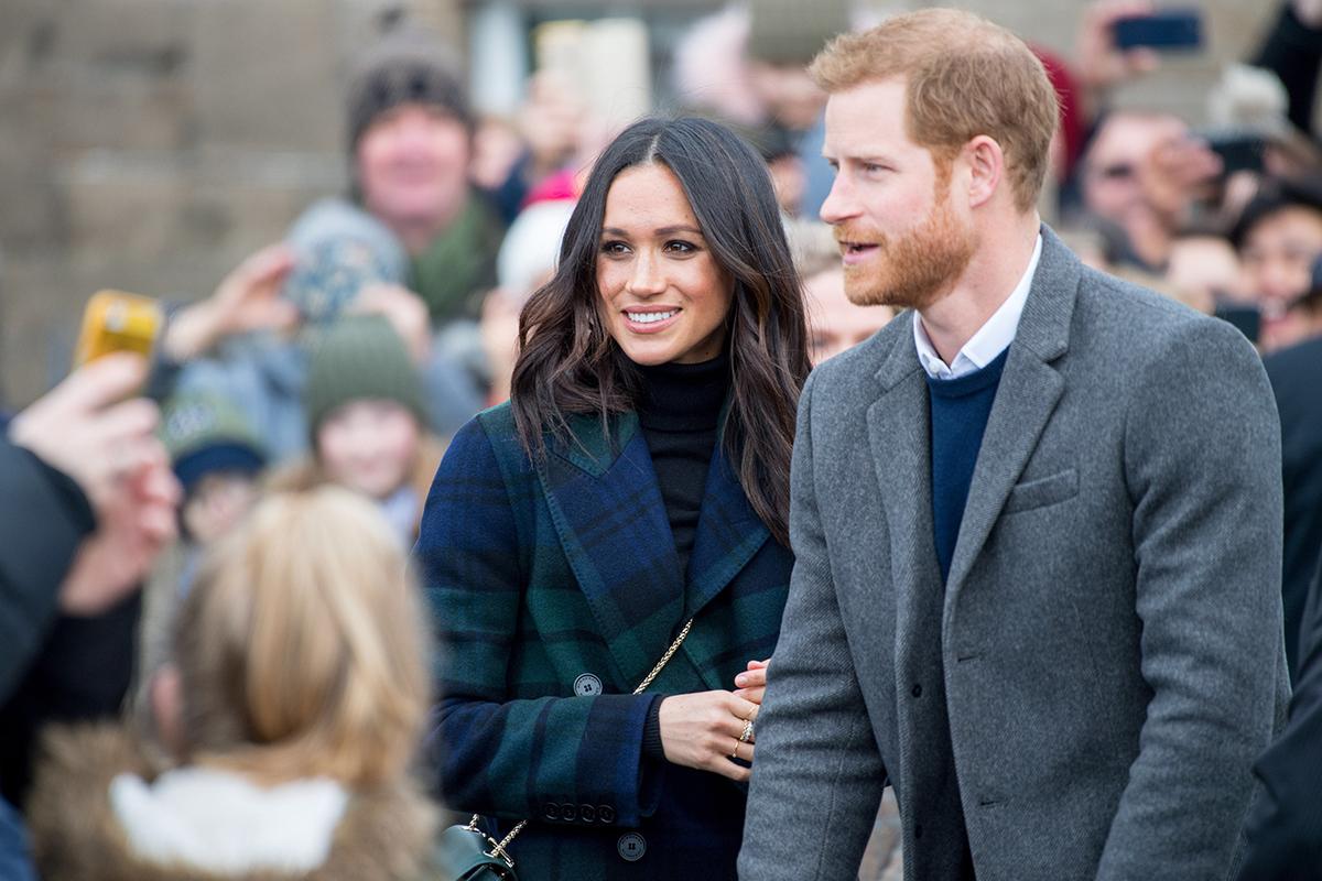 Для конспирации принц Гарри и Меган Маркл пошли на первое свидание в супермаркет