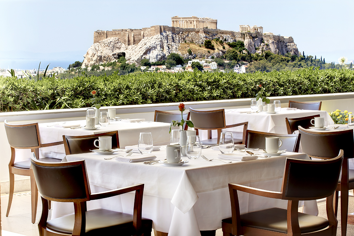 Афины | The Hotel Grande Bretagne, a Luxury Collection Hotel, Athens