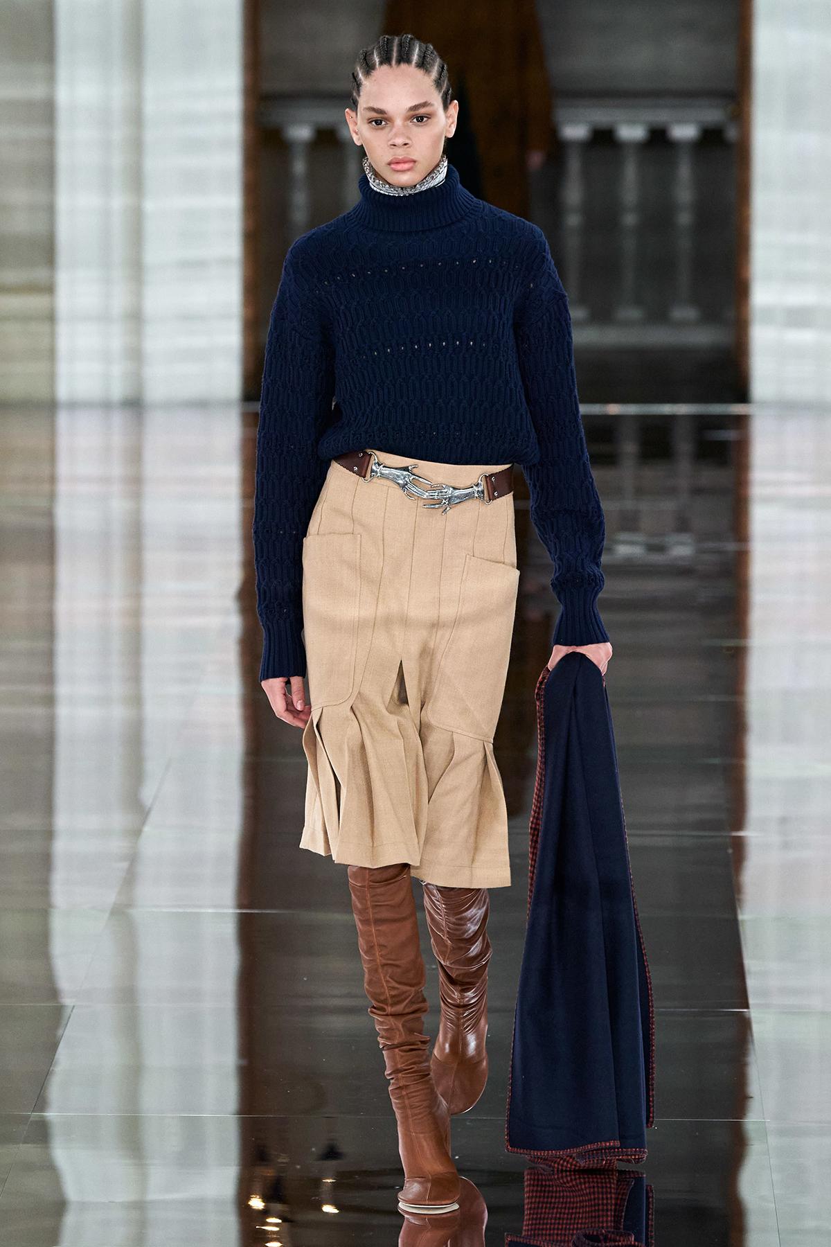 Victoria Beckham осень — зима 2020