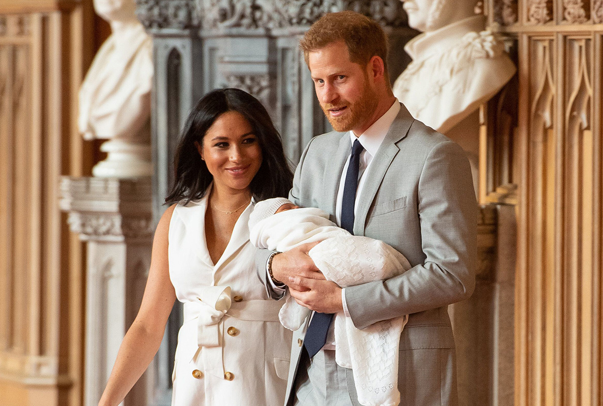 Дочь Меган Маркл и принца Гарри: как проходила беременность и что ждёт Лилибет  Диану - MainStyles.ru