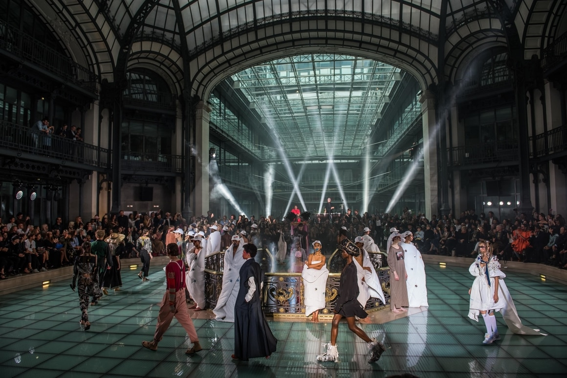 Vivienne Westwood Spring/summer 2018 ready-to-Wear fashion show
