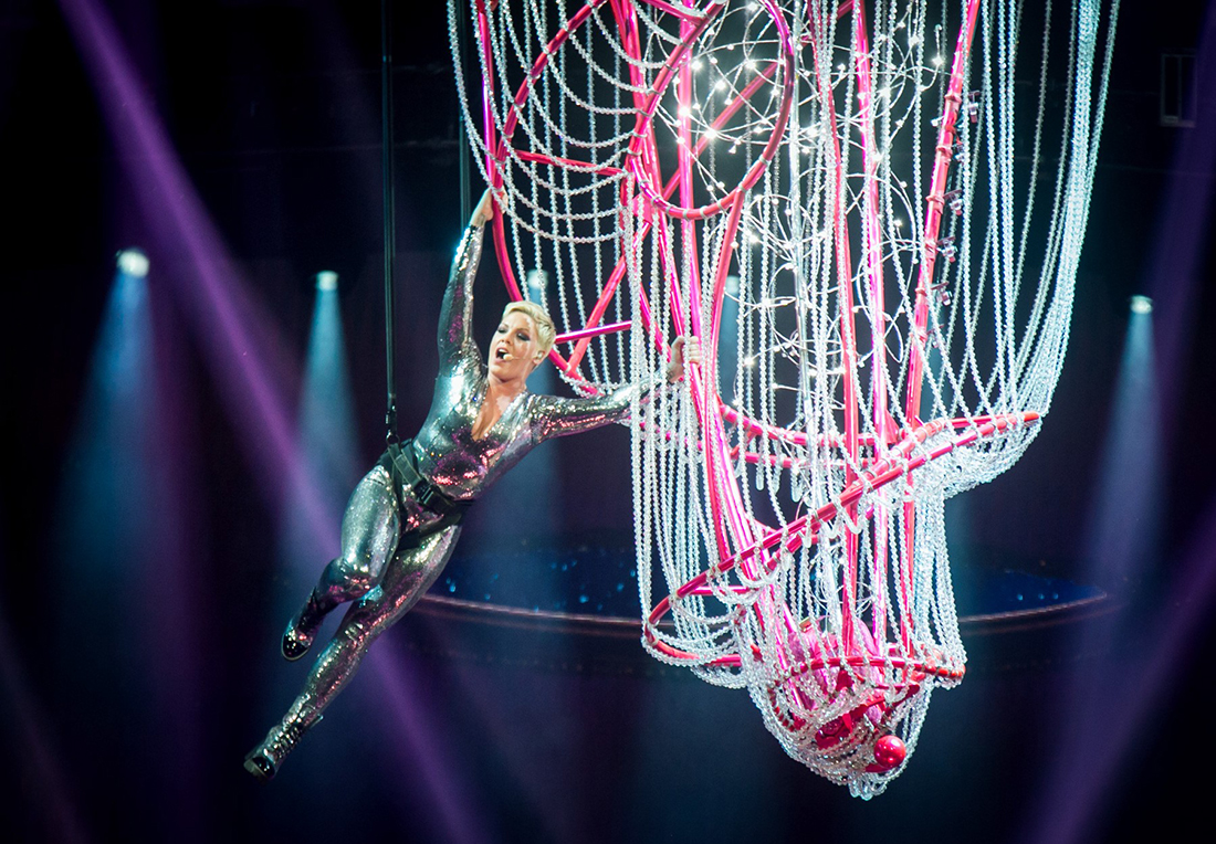 PINK: Beautiful Trauma World Tour 2018